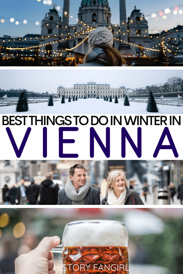 the best things to do in Vienna in Winter