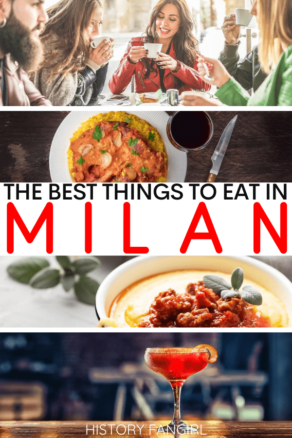 What to Eat in Milan: Food and Drinks You Need to Try!