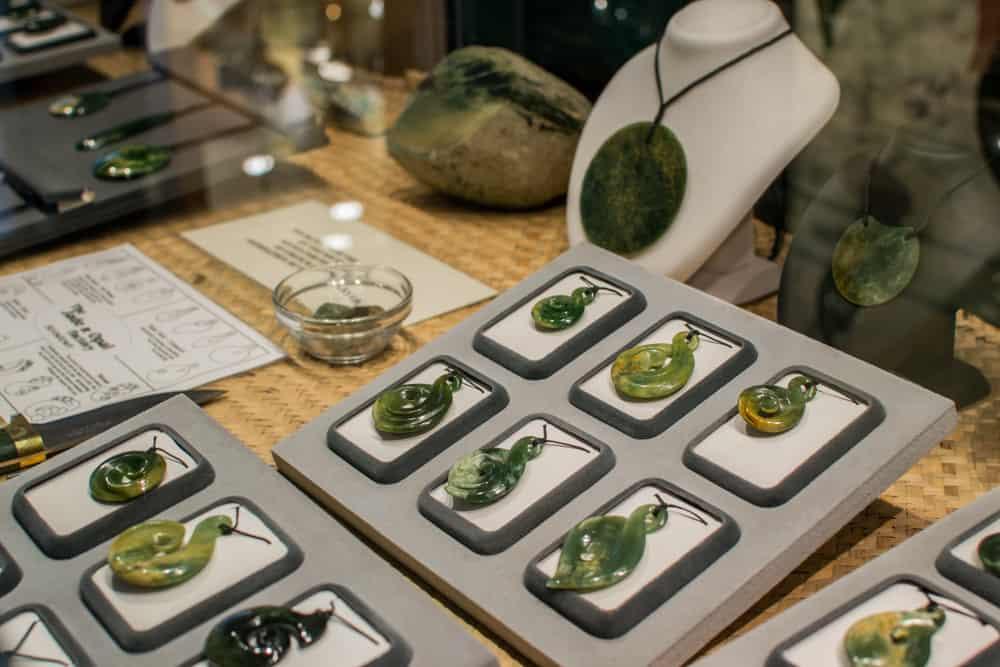 Jade Jewellery - New Zealand design