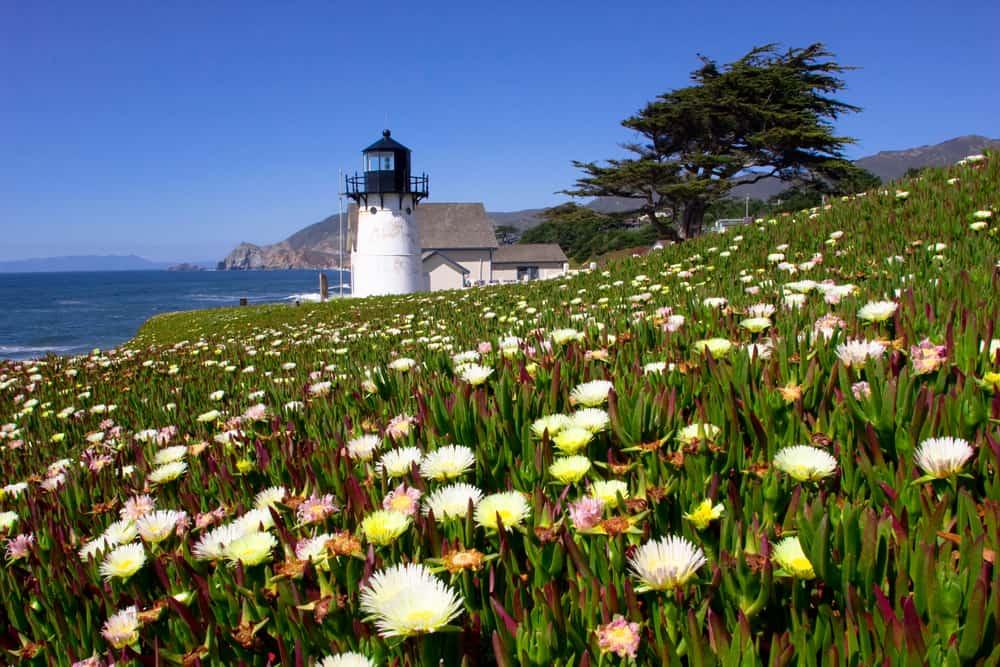 Point Montara Lighthouse, California, USA