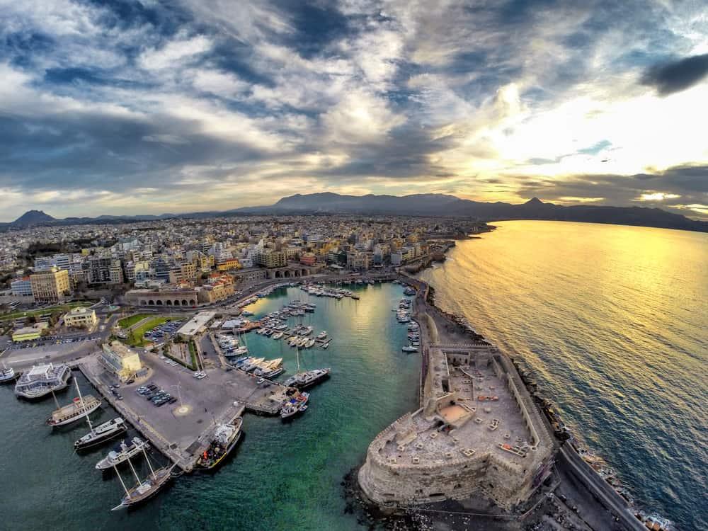 Greece - Crete - Heraklion - Venetian Port
