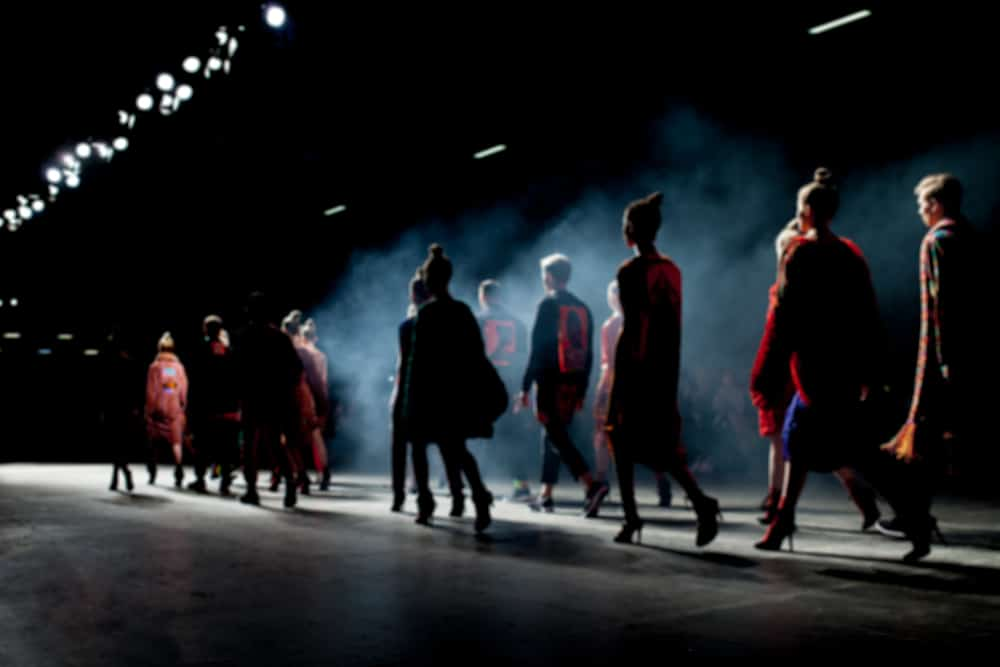 Italy - Milan - Fashion Show, Catwalk Runway Show Event