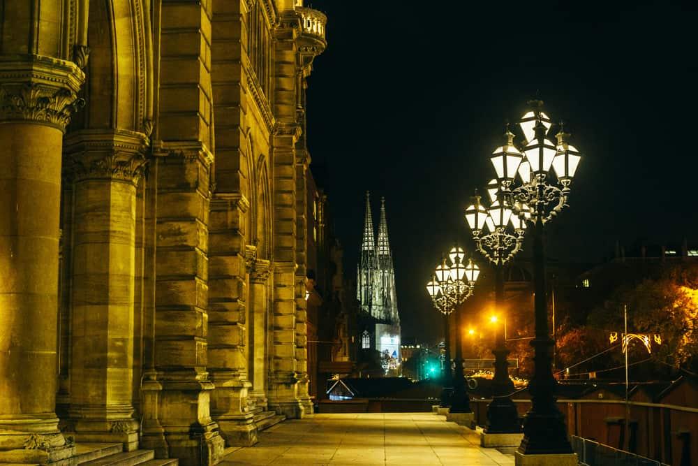 night in vienna