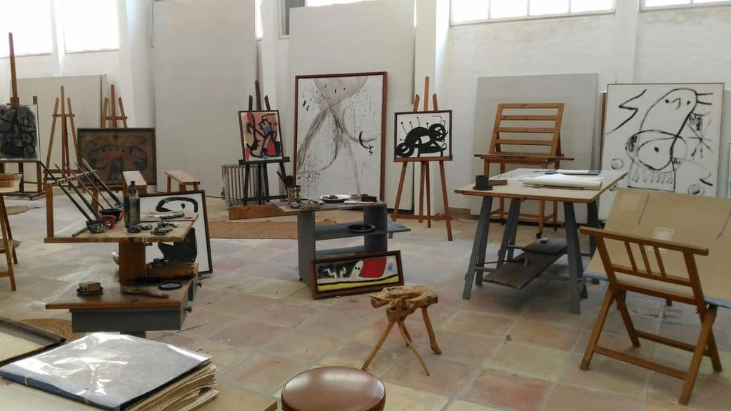 Spain - Mallorca - Fundació Miró Mallorca