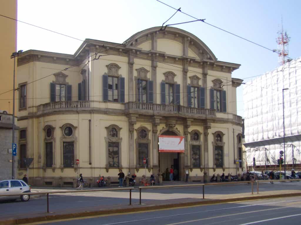 Italy - Milan - Palazzo Sormani Libarary