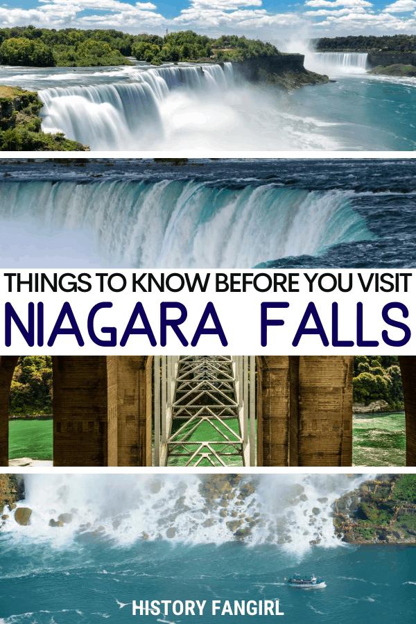 Things to Know Before You Visit Niagara Falls - Niagara Falls Tips