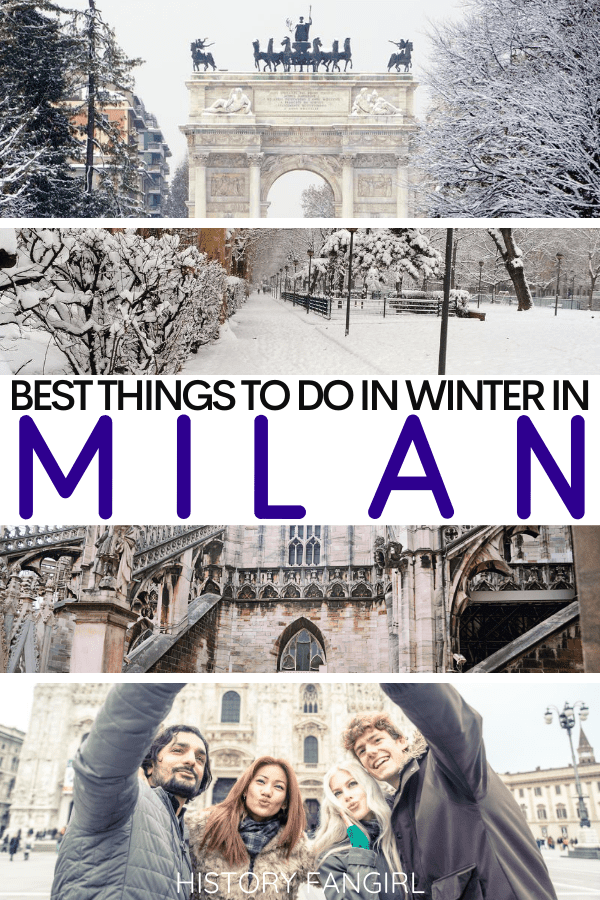 Things to Do in Milan in Winter