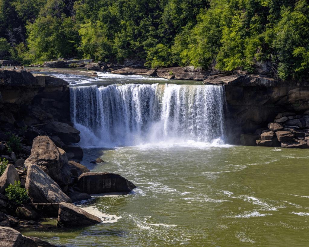 USA - Cumberland Falls (Kentucky)