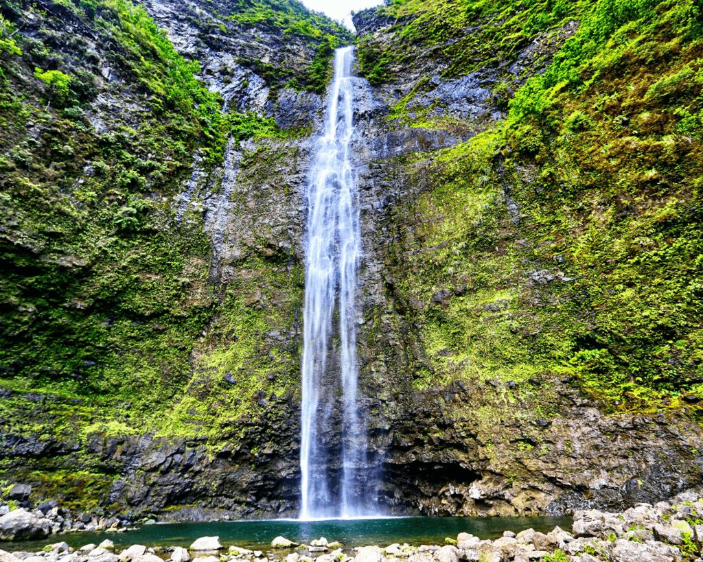 USA - Hanakapiai Falls (Hawaii)