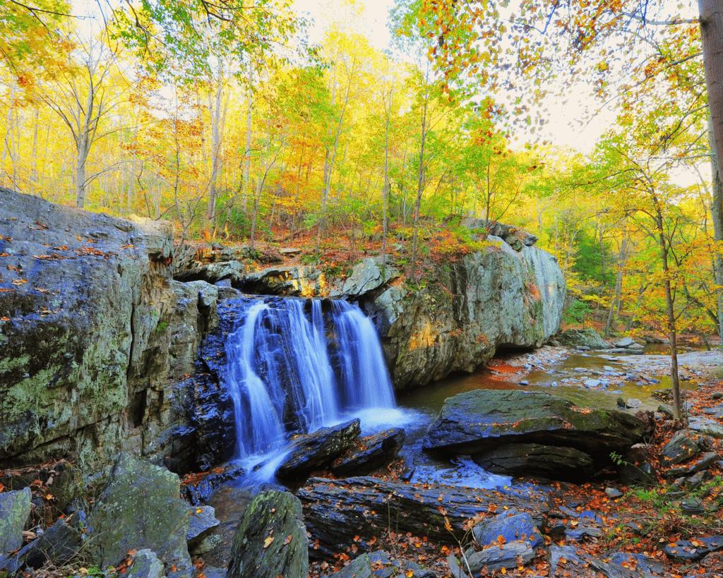 USA - Kilgore Falls (Maryland)