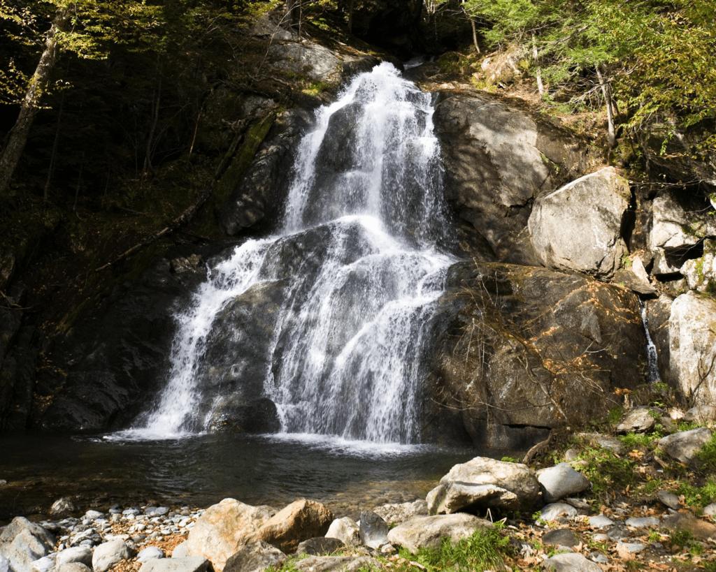 USA - Moss Glenn Falls (Vermont)