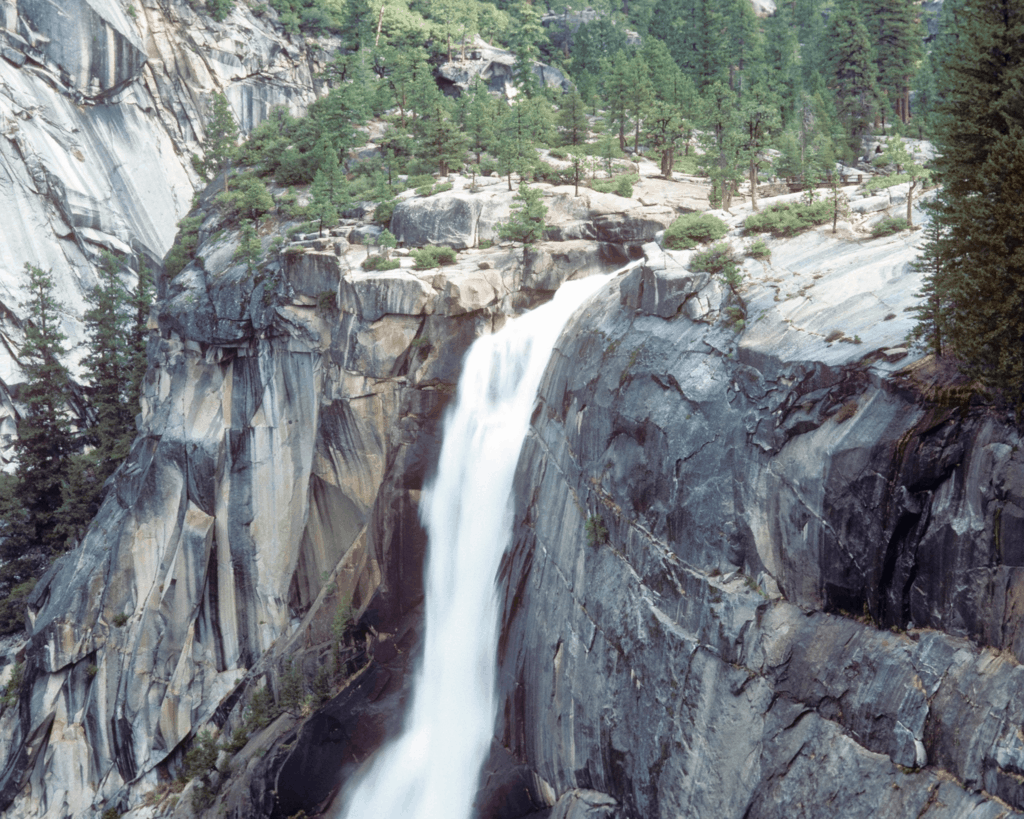 USA - Nevada Falls (Nevada)