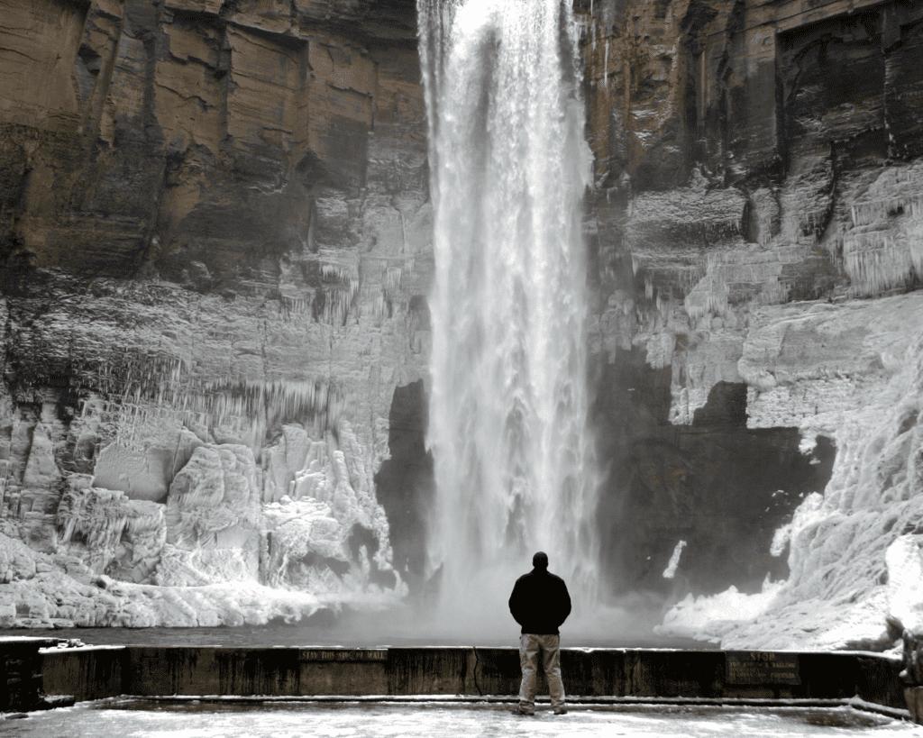 USA - Taughannock Falls (New York)