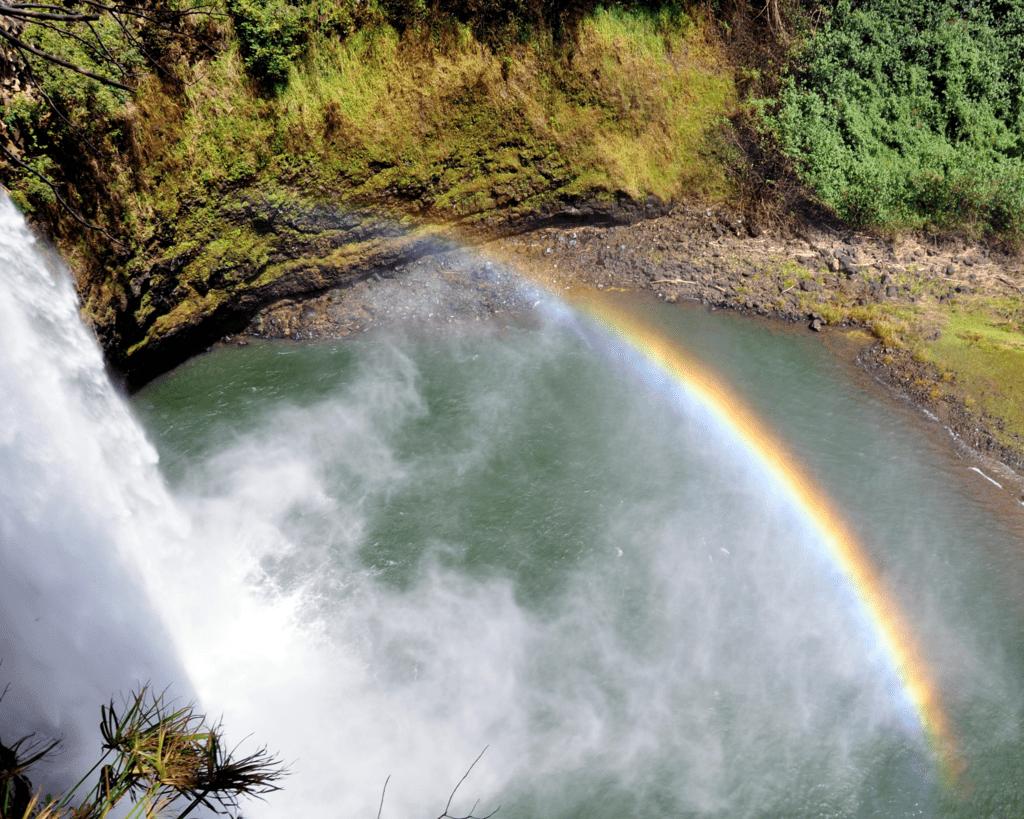 USA - Wailua Falls (Hawaii)