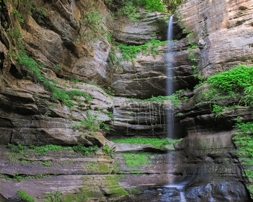 USA - Wildcat Canyon (Illinois)