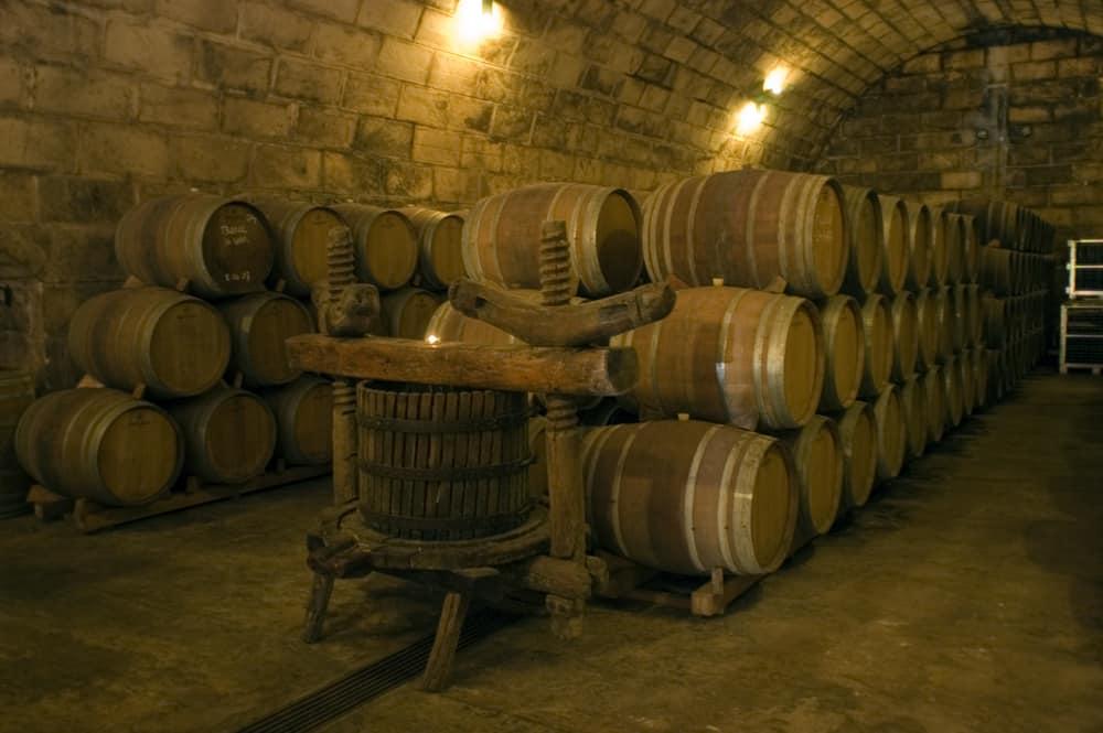 Spain - Mallorca - Wine Storage