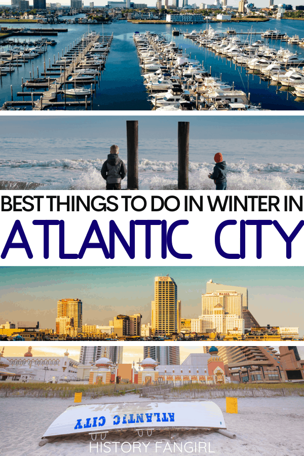 The Best Things to Do in Atlantic City in Winter