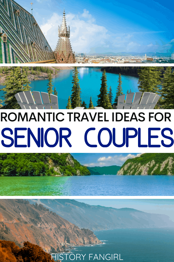 Travel Vacation Ideas For Senior Couples