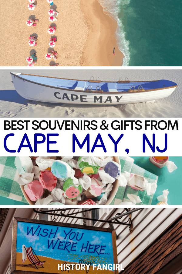Best Cape May Souvenirs and Cape May Gifts