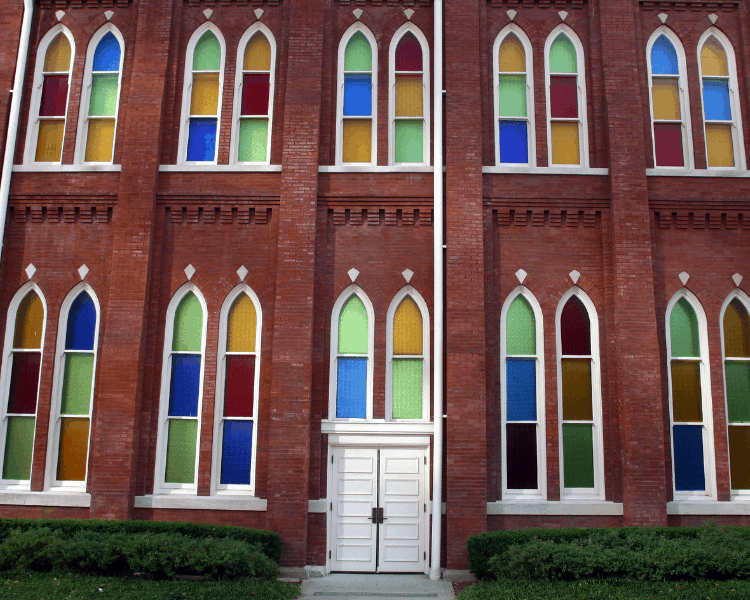 USA - Tennessee - Nashville Church