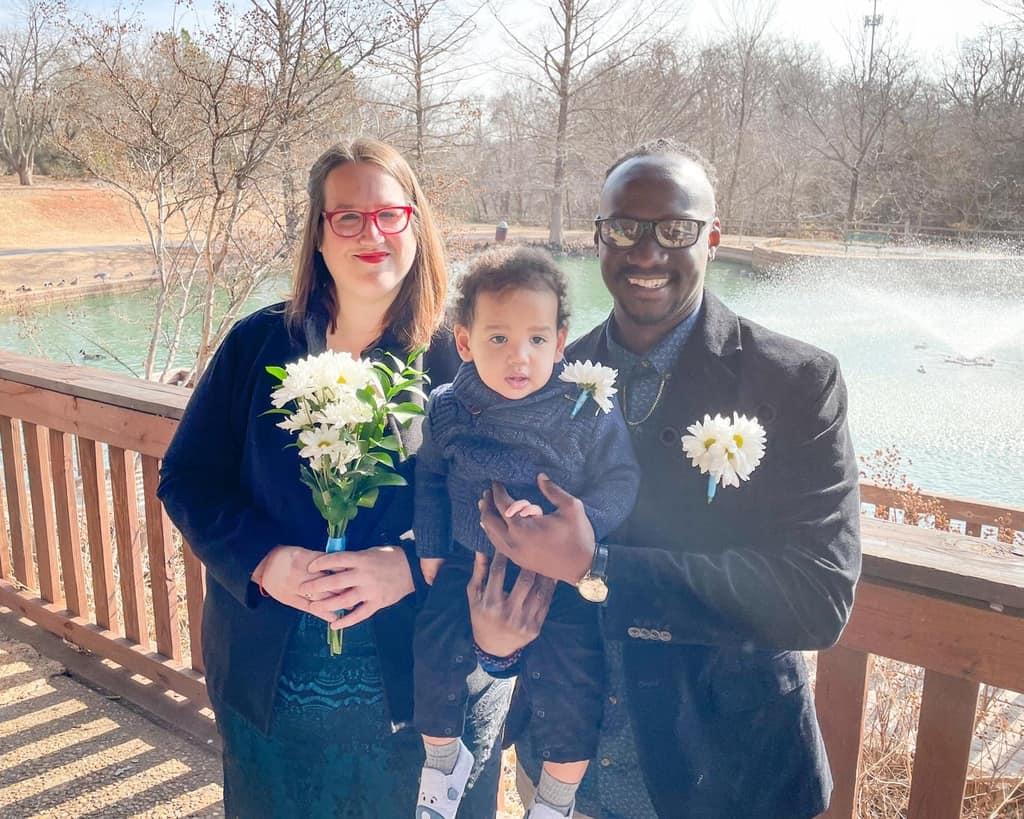 Oklahoma - Stephanie and Valentine Wedding