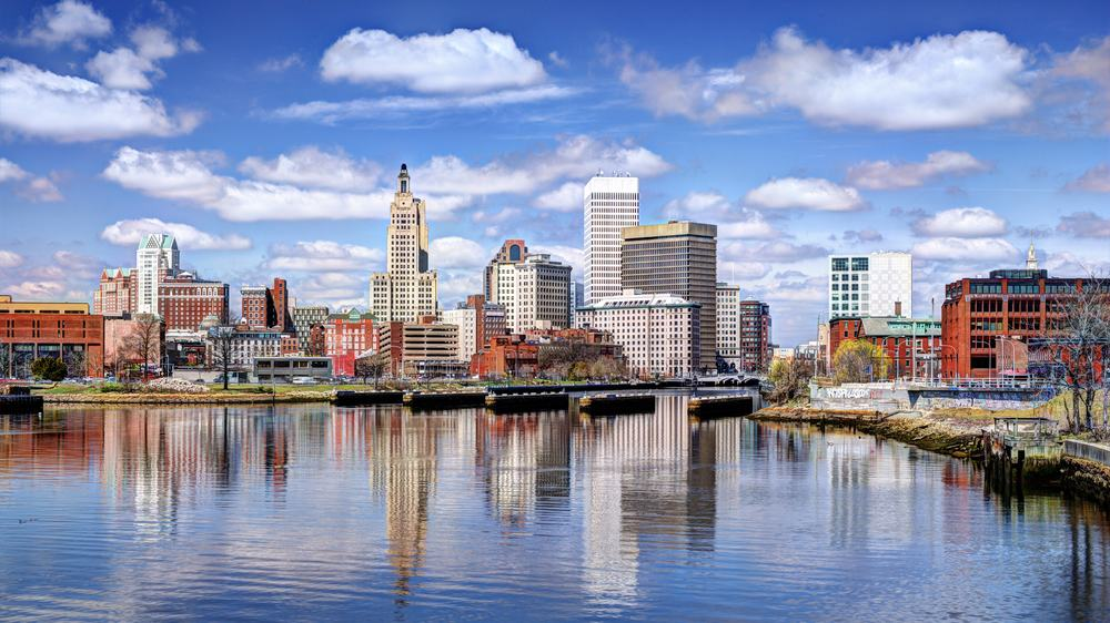 USA - Rhode Island - Providence, Rhode Island was one of the first cities established in the United States.