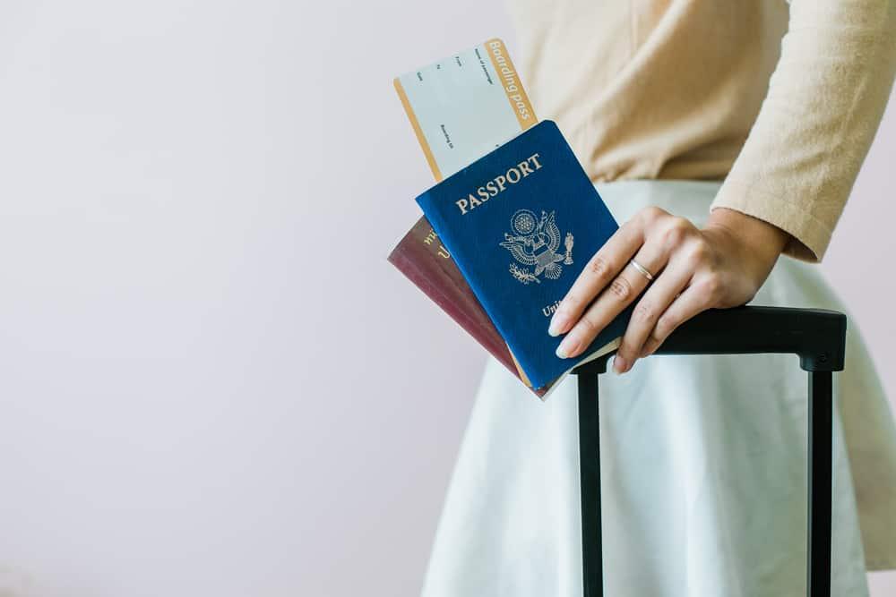 Passport Instagram Captions