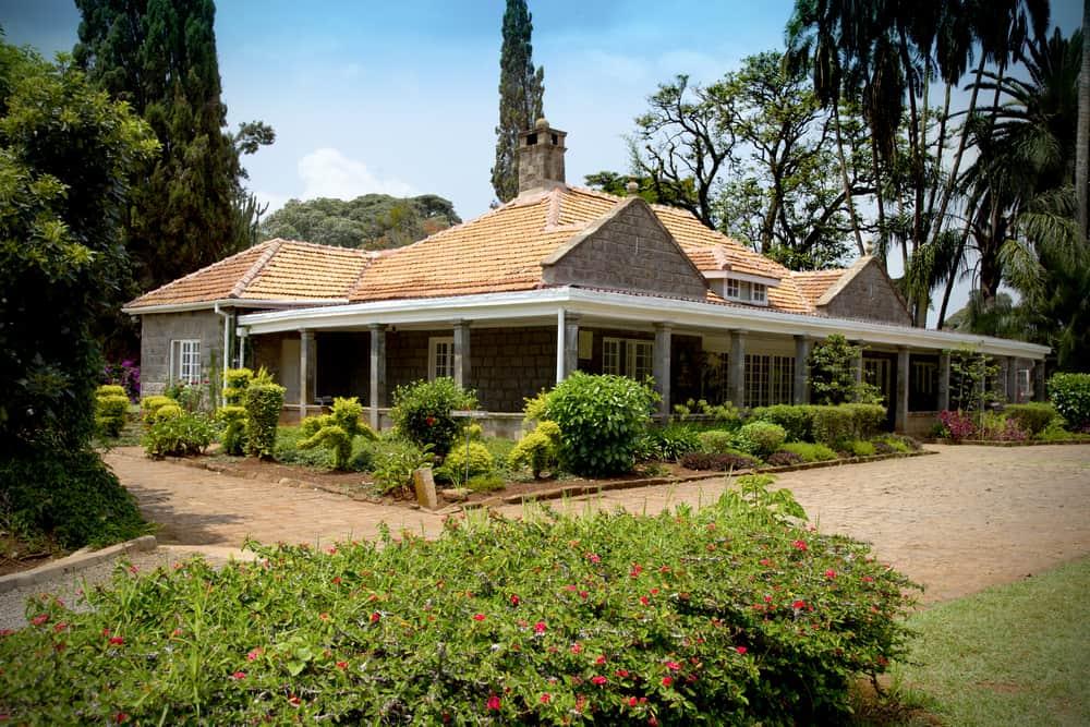 Beautiful house in Kenya