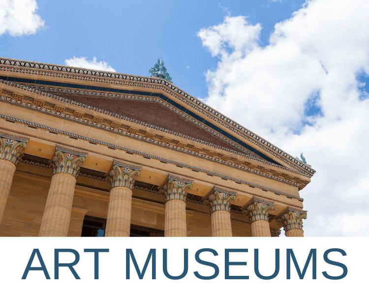 BEST ART MUSEUMS IN AMERICA