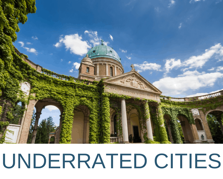 Best Underrated Cities in Europe