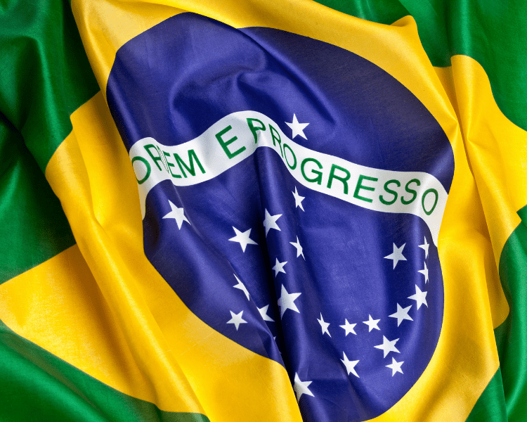 Brazil Souvenirs and Brazil Gifts - What to Buy in Brazil - Brazilian Flag