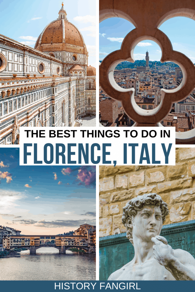 33 Fabulous Things to Do in Florence Sites to See & Best Activities in Florence, Italy