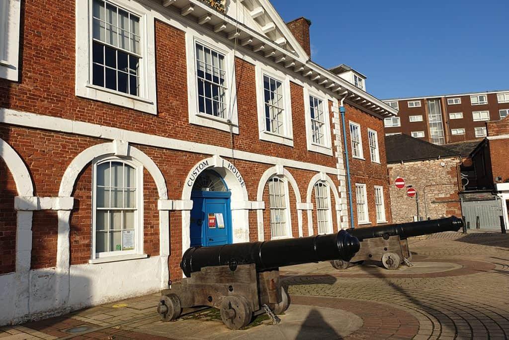 Custom House Exeter
