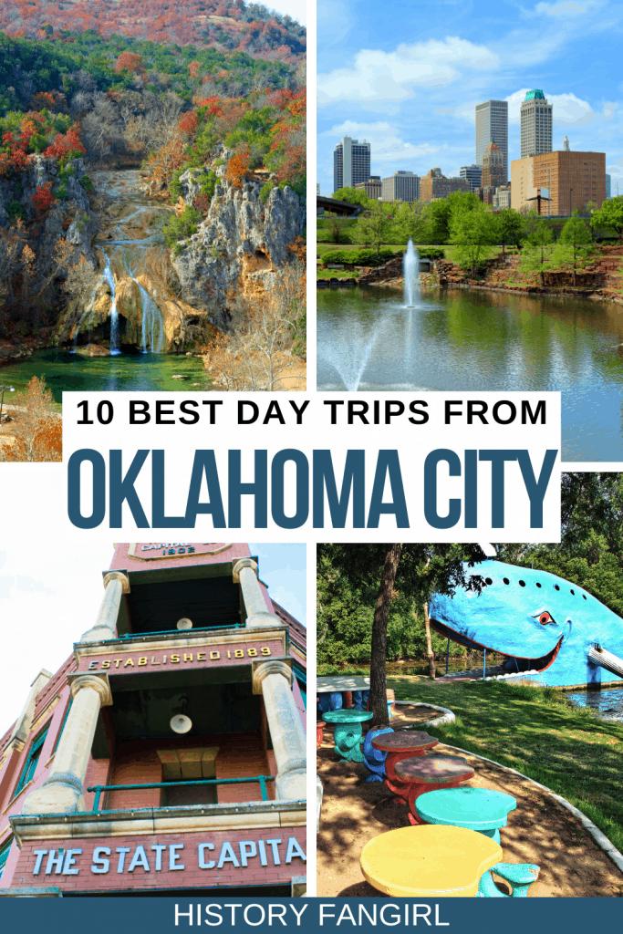 Day Trips from Oklahoma City Oklahoma