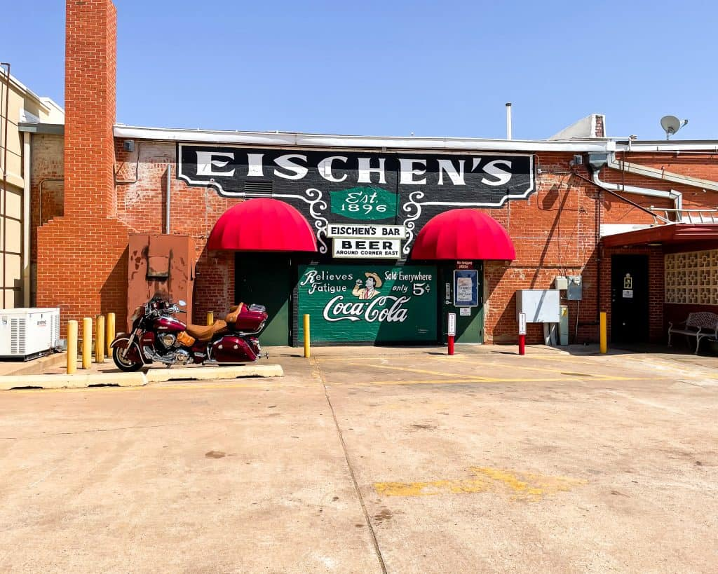 day trips from oklahoma city - okarche - eichen's