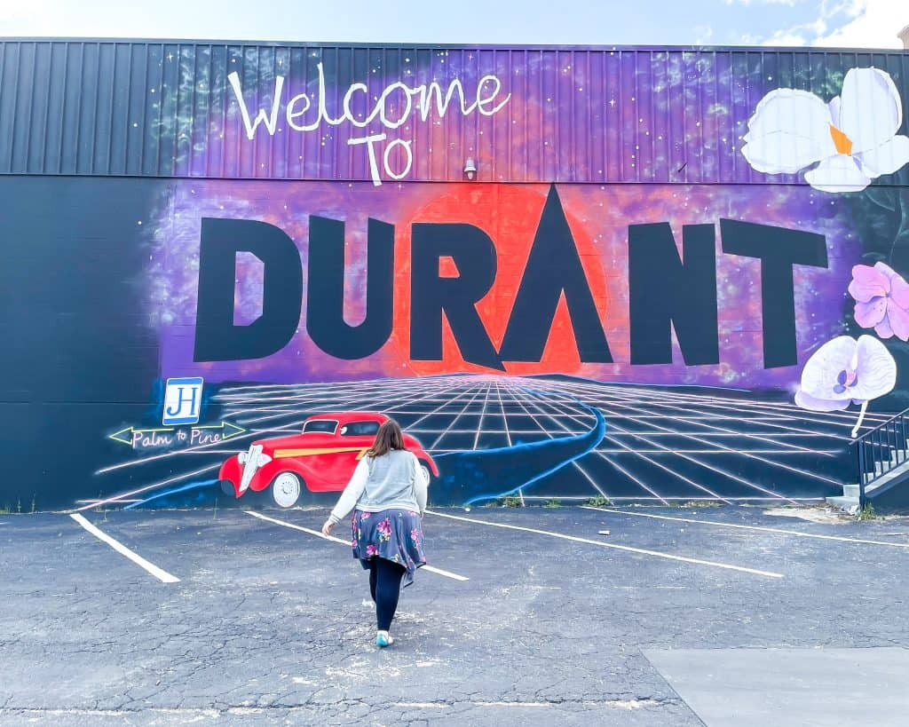 day trips from OKC - Durant and Lake Texoma