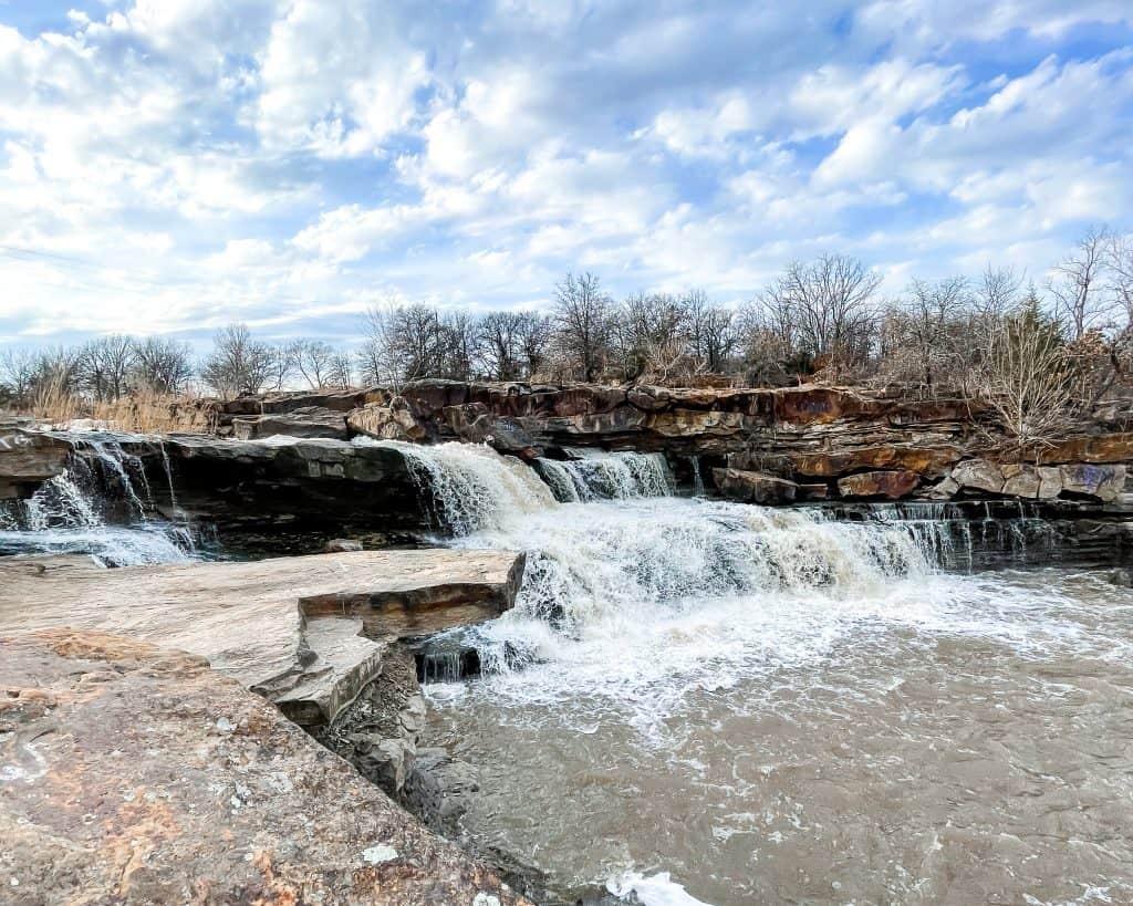 Oklahoma - Bluestem Falls - Pawhuska Day Trip from OKC