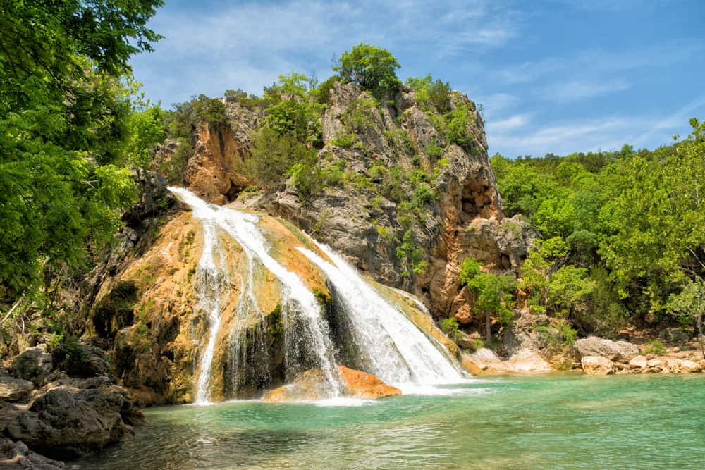 day trips from oklahoma city ideas - turner falls