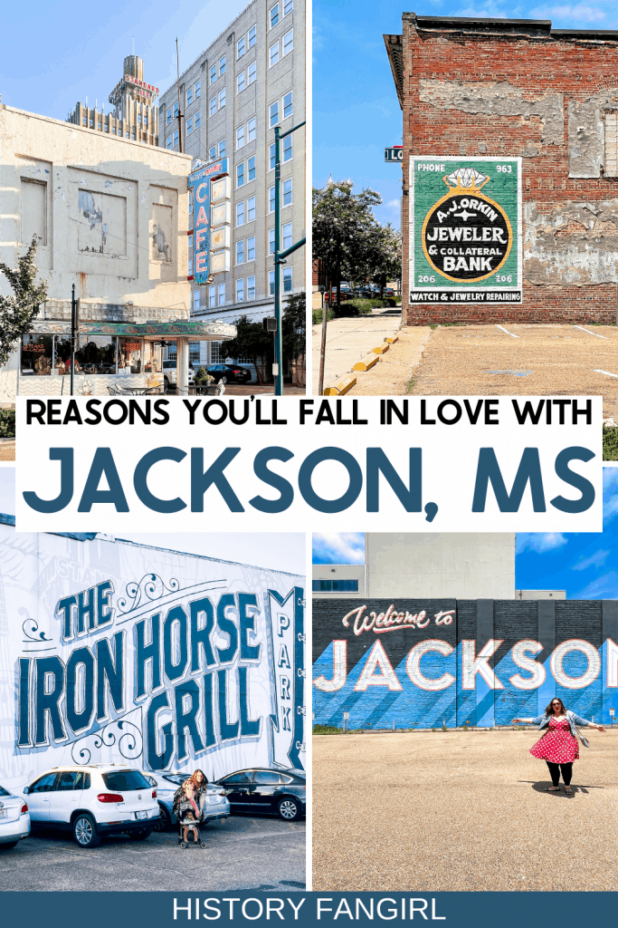 13 Reasons You Need to Visit Jackson, MS Fall in Love with JXN!