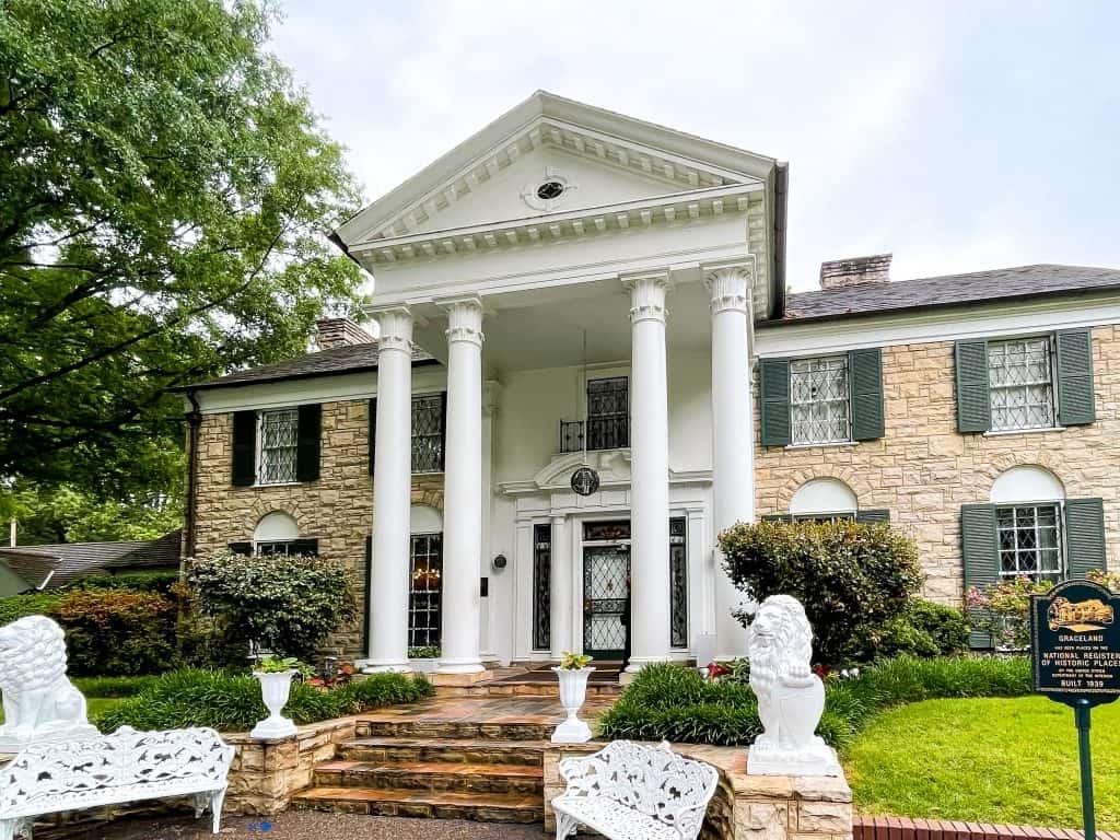 Tennessee - Memphis - Graceland