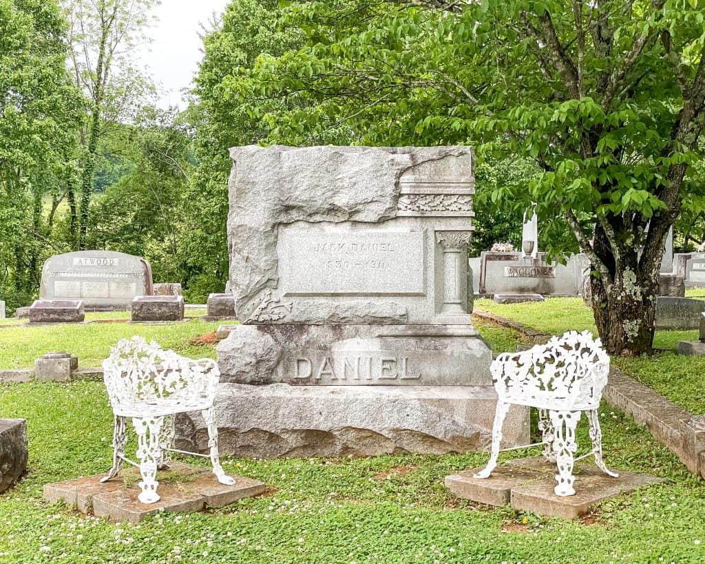 Tennessee - Lynchburg - Jack Daniels Tomb