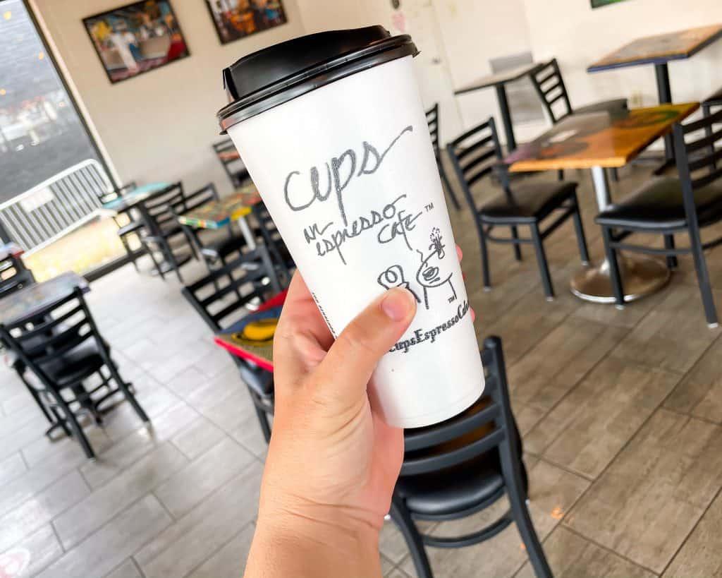 Mississippi - Jackson - Fondren - Cups Espresso Cafe