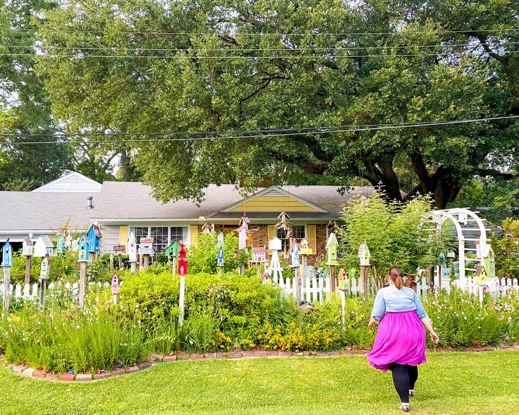Mississippi - Jackson - Birdhouse Gardens