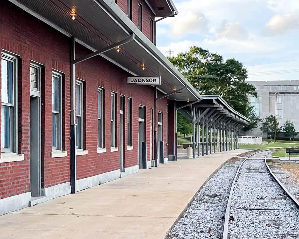 Mississippi - Jackson - Jackson Train Station - Union Station