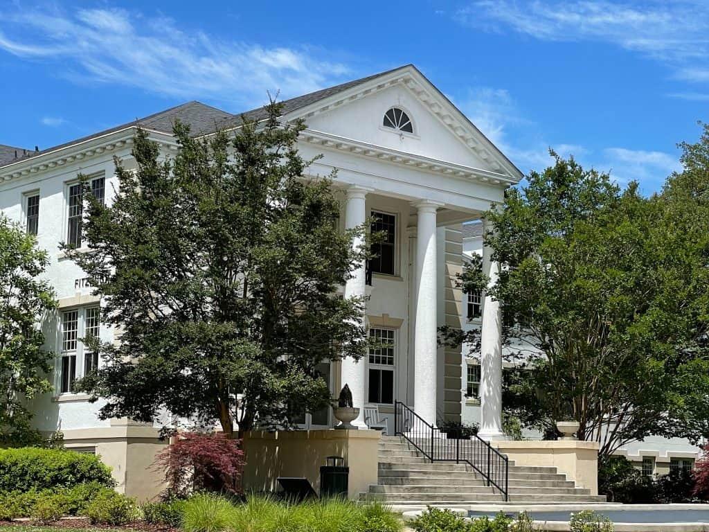Mississippi - Jackson - Belhaven Historic District - Belhaven University