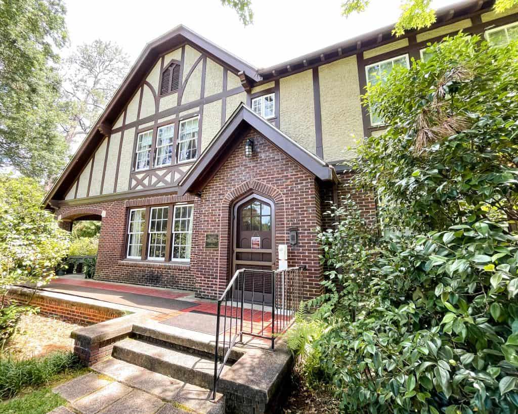 Mississippi - Jackson - Belhaven Historic District - Eudora Welty House and Garden