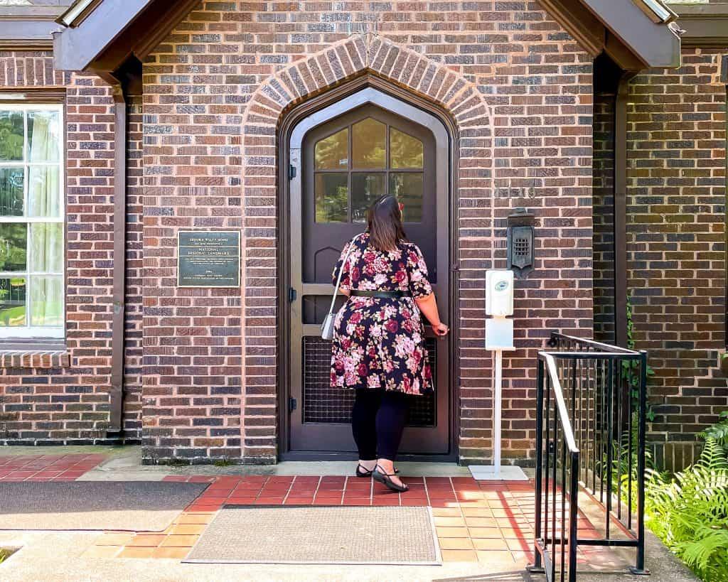 Mississippi - Jackson - Belhaven Historic District - Eudora Welty House and Garden - Stephanie