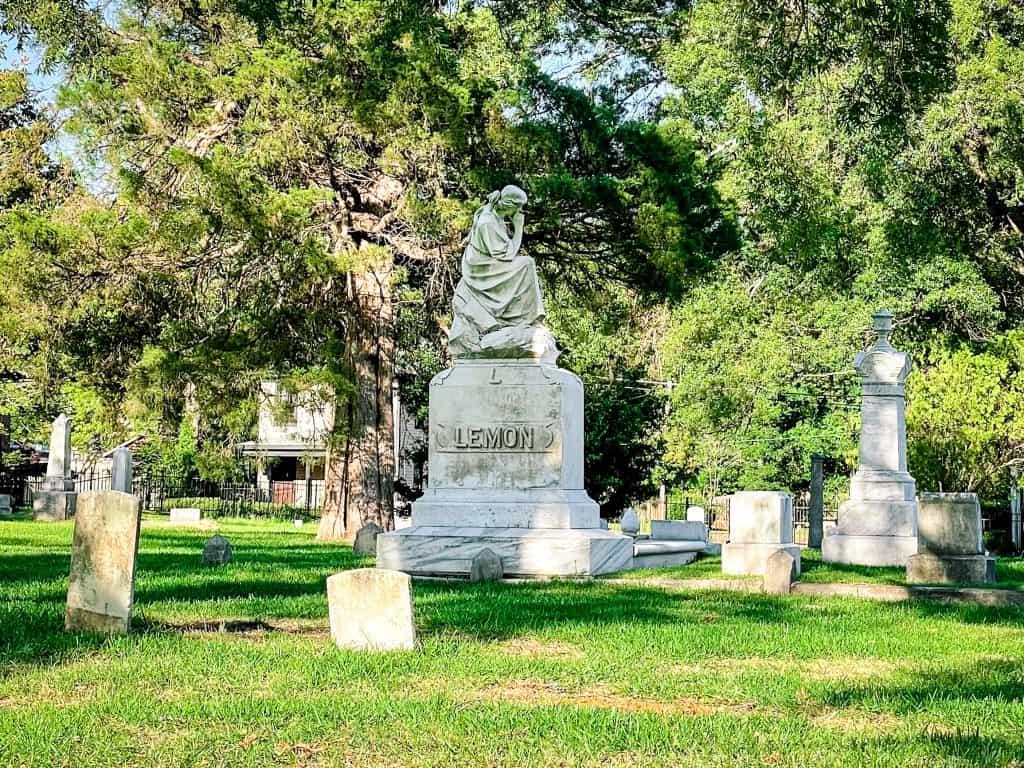 Mississippi - Jackson - Greenwood Cemetery