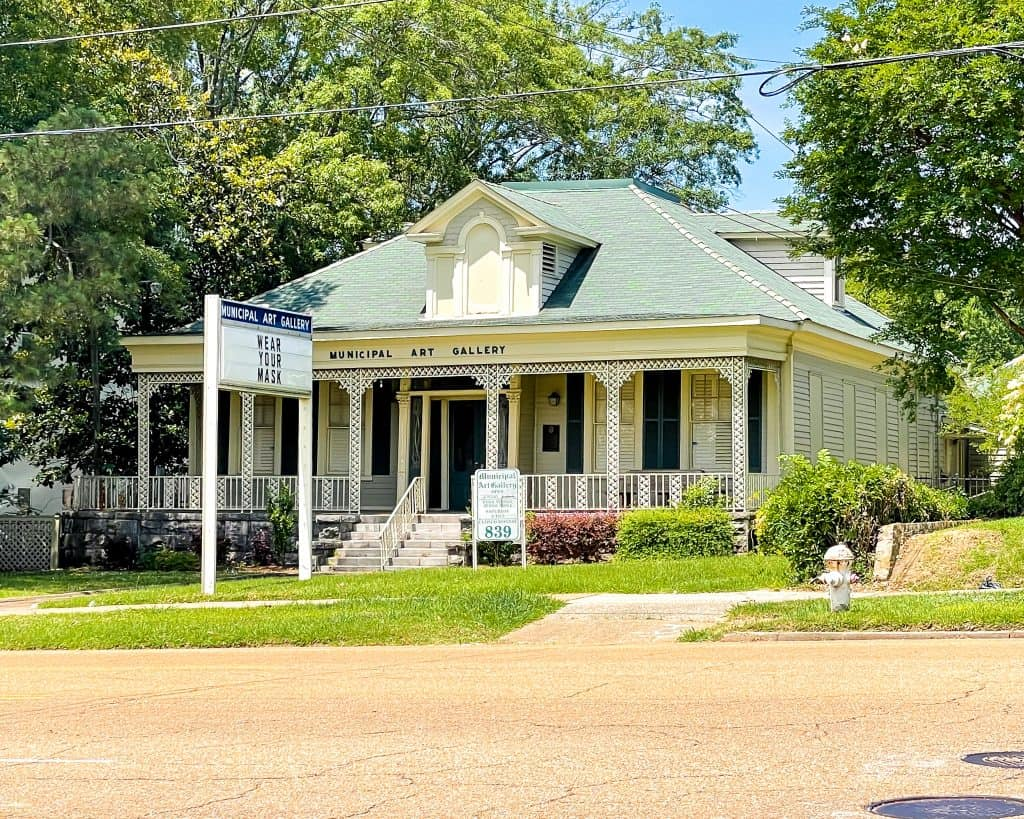 Mississippi - Jackson - Municipal Art Gallery