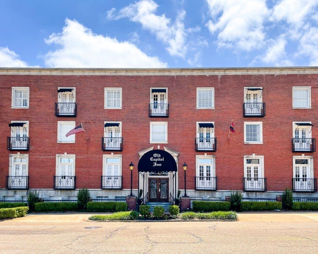 Mississippi - Jackson - Old Capital Inn